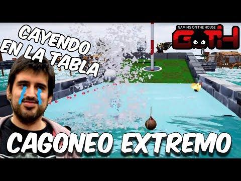 LA CAIDA DEL GOBLIN! 4ta Fecha Torneo del GOI GOLF IT! en Español - GOTH