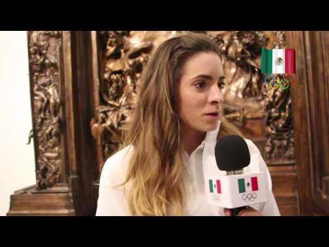 La golfista Gabriela López planea su participación en Juegos Olímpicos