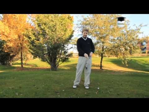 Lecciones de golf: El globo