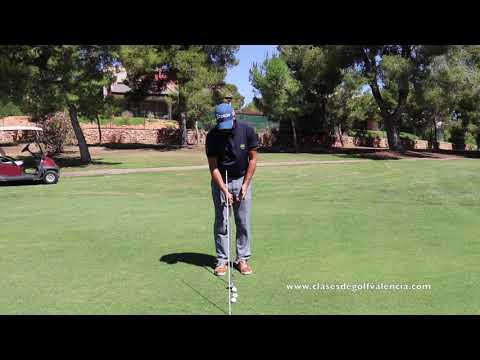 Clases de golf- Reducir los fallos en el juego corto