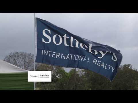 Sotheby's en el 1er Torneo Inmobiliario de Golf de Panamá