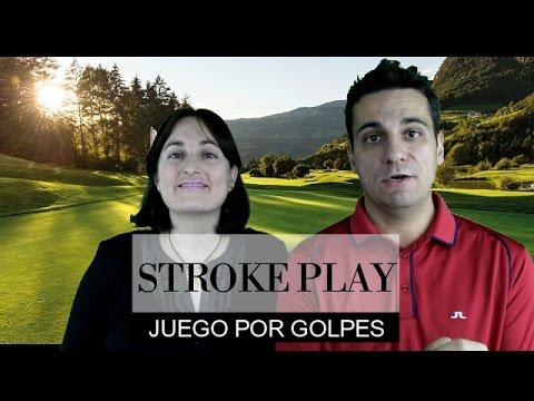 Clases de golf en español - Stroke Play