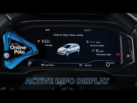 Active Info Display | Manual Online Novo Polo | VWBrasil